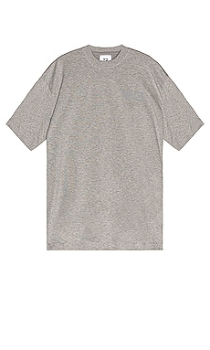 Chest Logo Short Sleeve Tee Y-3 Yohji Yamamoto $90