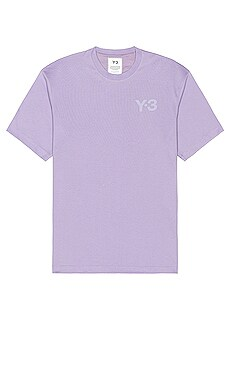 Classic Chest Logo Tee Y-3 Yohji Yamamoto $90