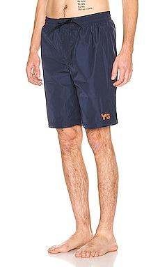스윔 쇼츠 Y-3 Yohji Yamamoto $105