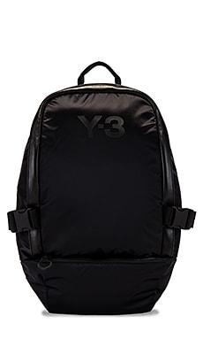 Racer Backpack Y-3 Yohji Yamamoto $300 NOUVEAUTÉ