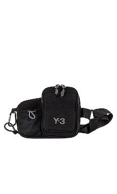 Y-3 CH3 Cord Bumbag Y-3 Yohji Yamamoto $135