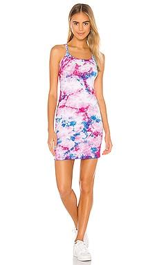 Gwyneth Rib Dress YEAR OF OURS $110