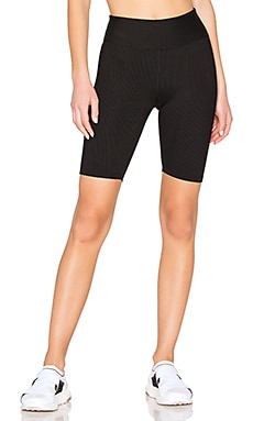 Ribbed Biker Short YEAR OF OURS $72