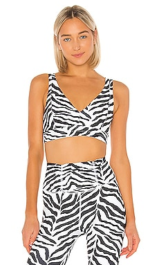 Studio V Tiger Bra YEAR OF OURS $44