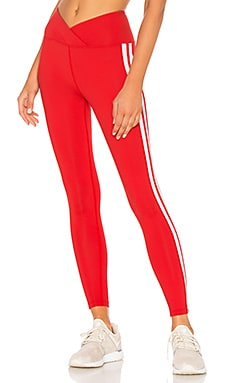 Racer High Rise Legging YEAR OF OURS $59