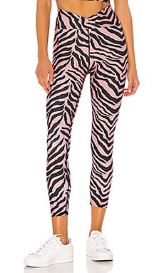 Veronica Tiger Legging YEAR OF OURS $55