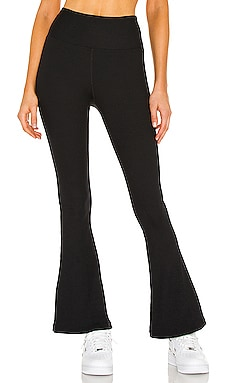 Ribbed Flare Legging YEAR OF OURS $110