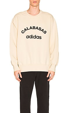 Season 5 Crew Rib Side Sweatshirt YEEZY $148