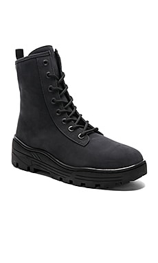 Season 5 Nubuck Military Boot in