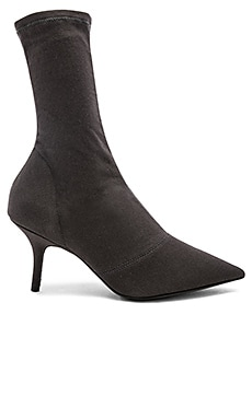 Season 6 Stretch Canvas Ankle Boot 70mm