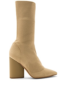 Low Knit Calf Boot