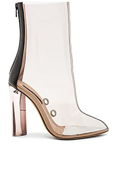 PVC Ankle Boot