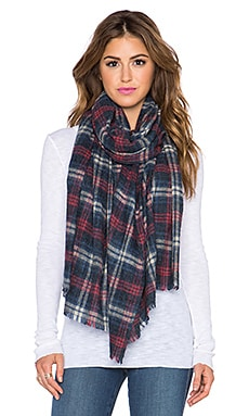 Yerse Scarf in Plaid
