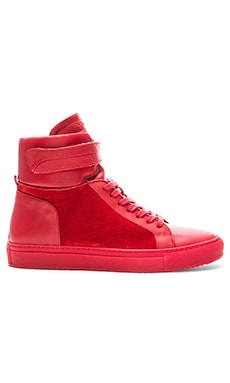 Amalfi Hi in Red