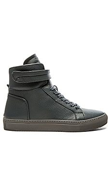YLATI Amalfi Hi in Grey Leather