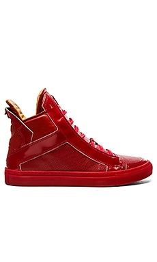 YLATI Zeus in Red Leather