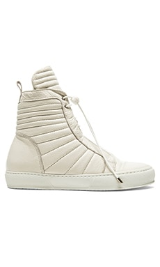 YLATI: NERO Apollo Hi in Optic White