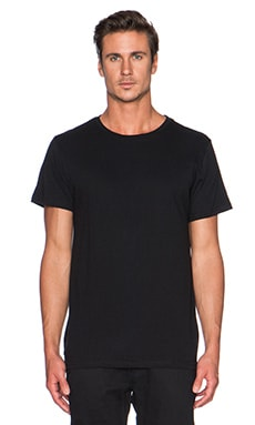 Youth Machine Standard Tee in Black