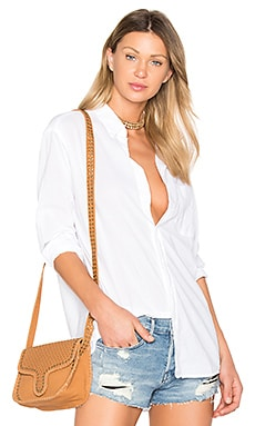 Perfect Boyfriend Button Up in White