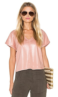 YORK street Cropped Tee in Sedona