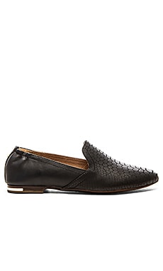 Yosi Samra Preslie Loafer in Black