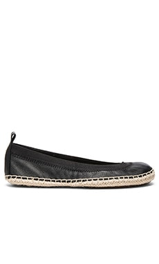 Yosi Samra Lara Flat in Black