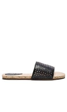 Reese Sandal in Black