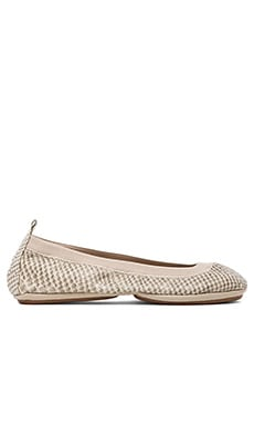 Yosi Samra Croco in Cream