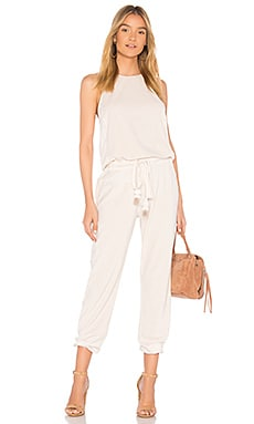 Diego Jumpsuit Young, Fabulous & Broke $150 BEST SELLER