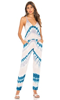 Keely Jumpsuit Young, Fabulous & Broke $145