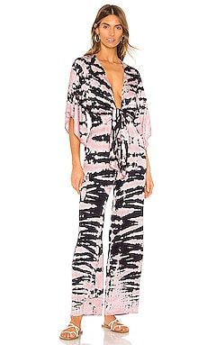 Breezy Jumpsuit Young, Fabulous & Broke $152