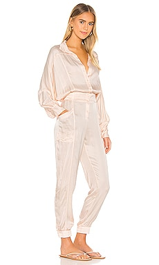 x REVOLVE Louie Jumpsuit Young, Fabulous & Broke $134