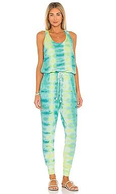 Eberhart Jumpsuit Young, Fabulous & Broke $82