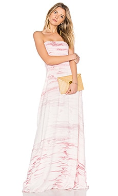 Lively Dress in Pinot Marble Wash