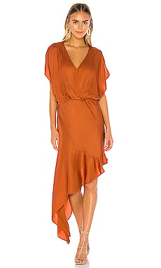 X REVOLVE Theia Dress Young, Fabulous & Broke $82