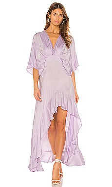 VESTIDO IRREGULAR THEA Young, Fabulous & Broke $142