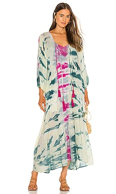 VESTIDO MIDI DAWN Young, Fabulous & Broke $172