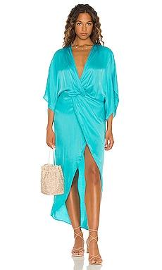 Siren Maxi Dress Young, Fabulous & Broke $229 NEW