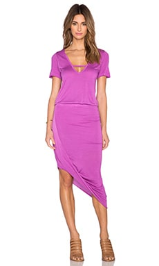 Young, Fabulous & Broke Paolo Dress in Orchid
