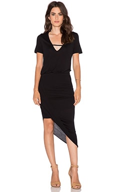 Young, Fabulous & Broke Paolo Dress in Black