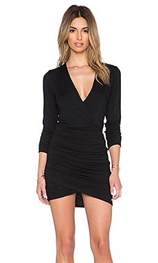 Young, Fabulous & Broke Babe Dress in Black