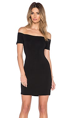 Young, Fabulous & Broke Zoey Dress in Black