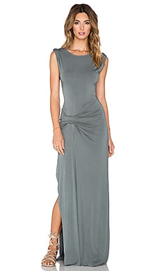 Young, Fabulous & Broke Bryton Maxi Dress in Fern