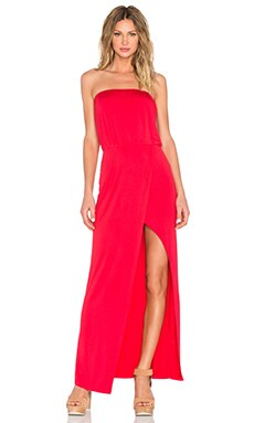 Young, Fabulous & Broke Amari Maxi Dress in Fire