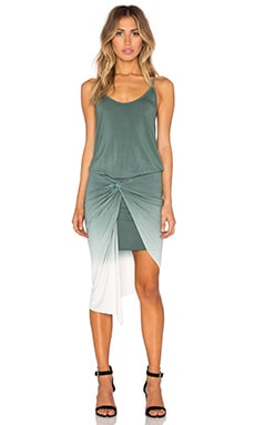 Young, Fabulous & Broke Kulani Dress in Olive Ombre