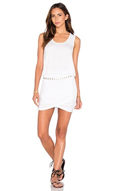 Young, Fabulous & Broke Elize Dress in White