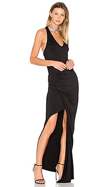 Rena Maxi Dress in Black