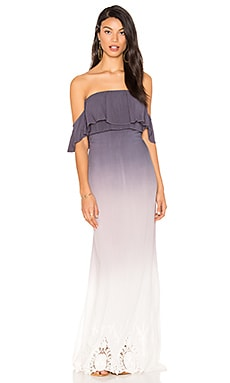 Aidy Dress in Orchid Ombre