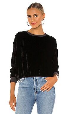 Coraline Sweatshirt Young, Fabulous & Broke $34 (FINAL SALE)