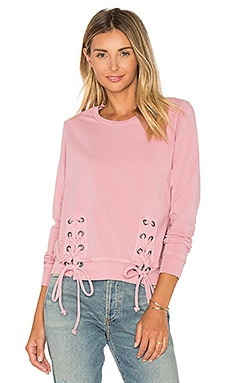 Kian Sweater in Dark Blush